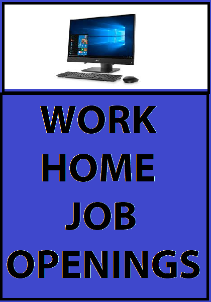 work home job openings