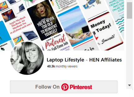 hen affiliates on pinterest