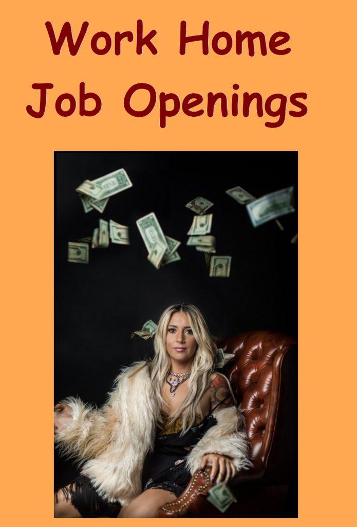work home job openings