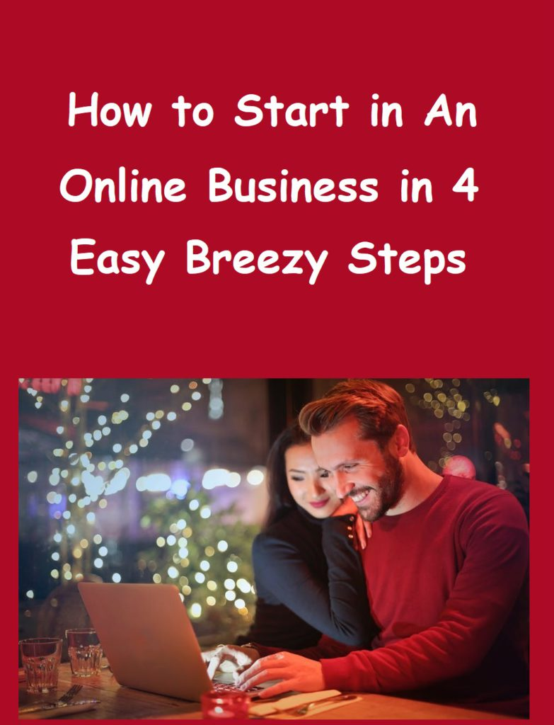 how to start in an online business