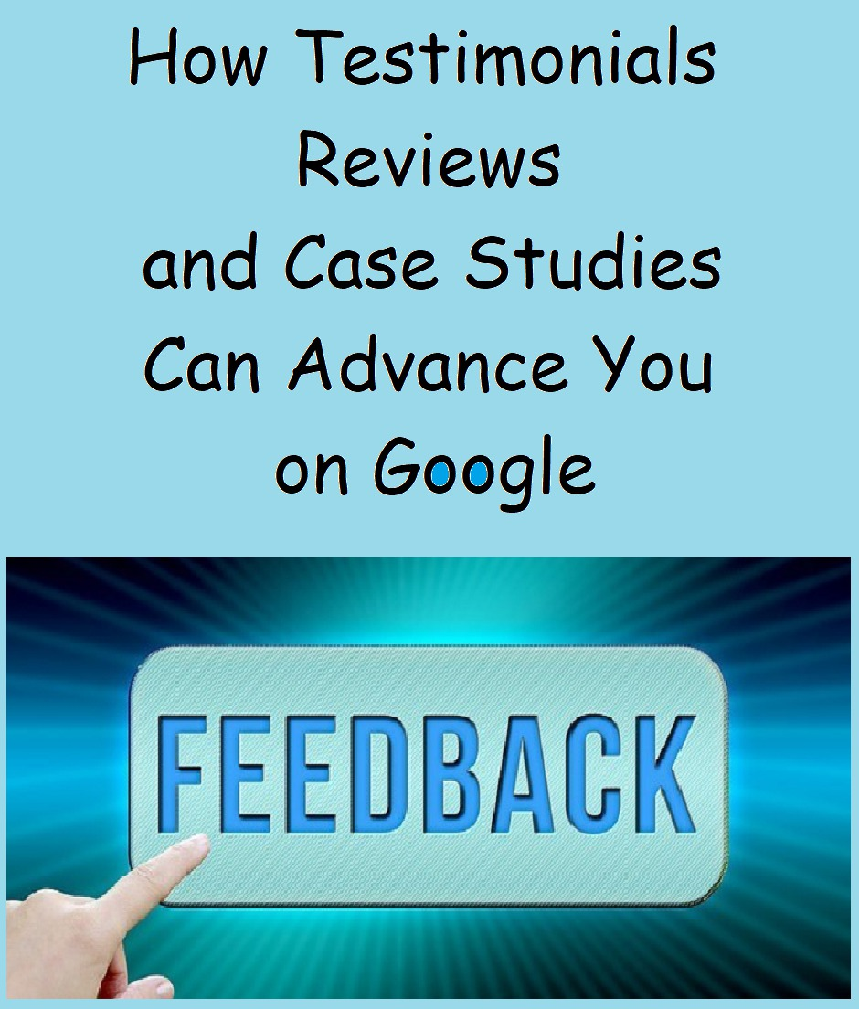testimonials reviews and case studies